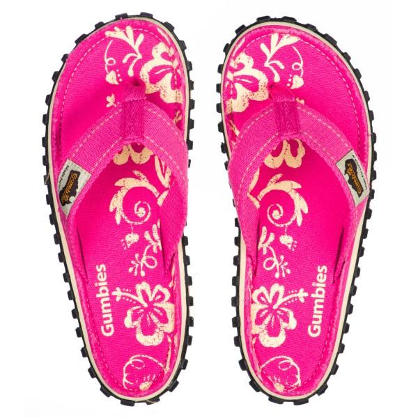 Textilní žabky Gumbies Islander růžové Velikost: 36 (EU)