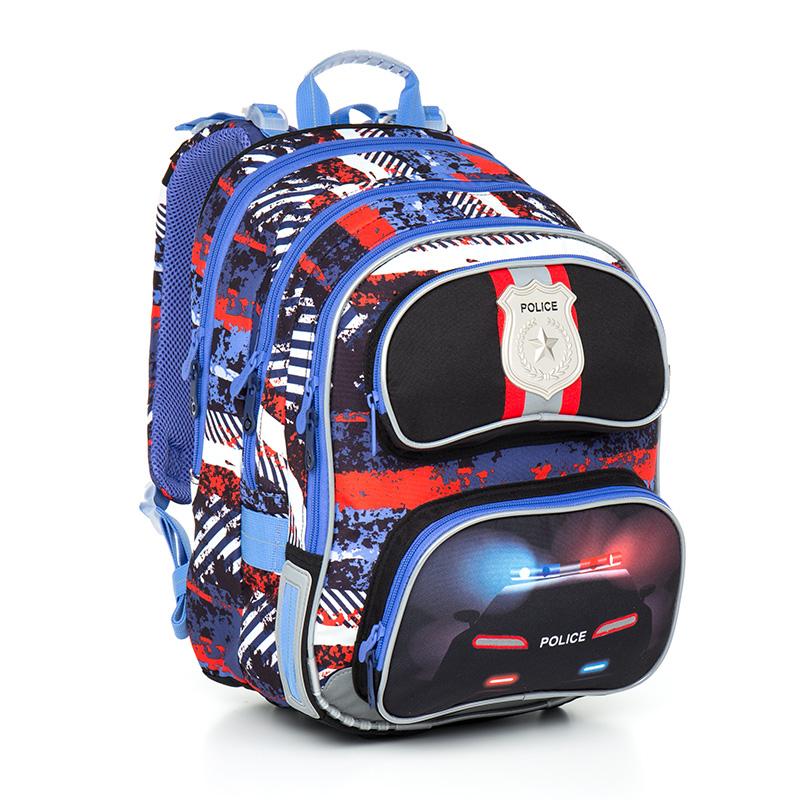 Topgal školní batoh CHI 794 D Blue