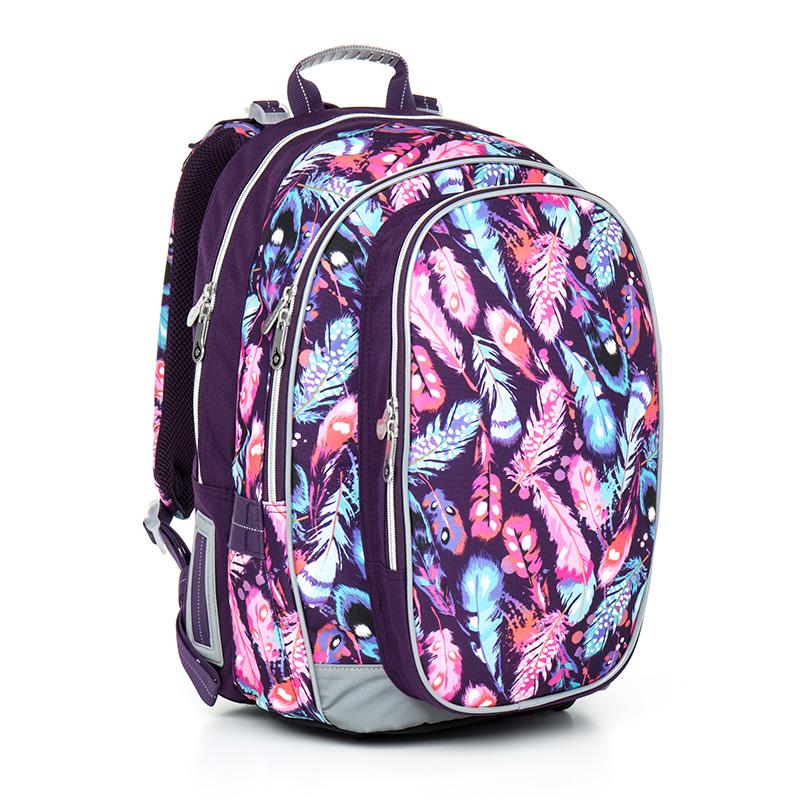 Topgal školní batoh CHI 796 H Pink