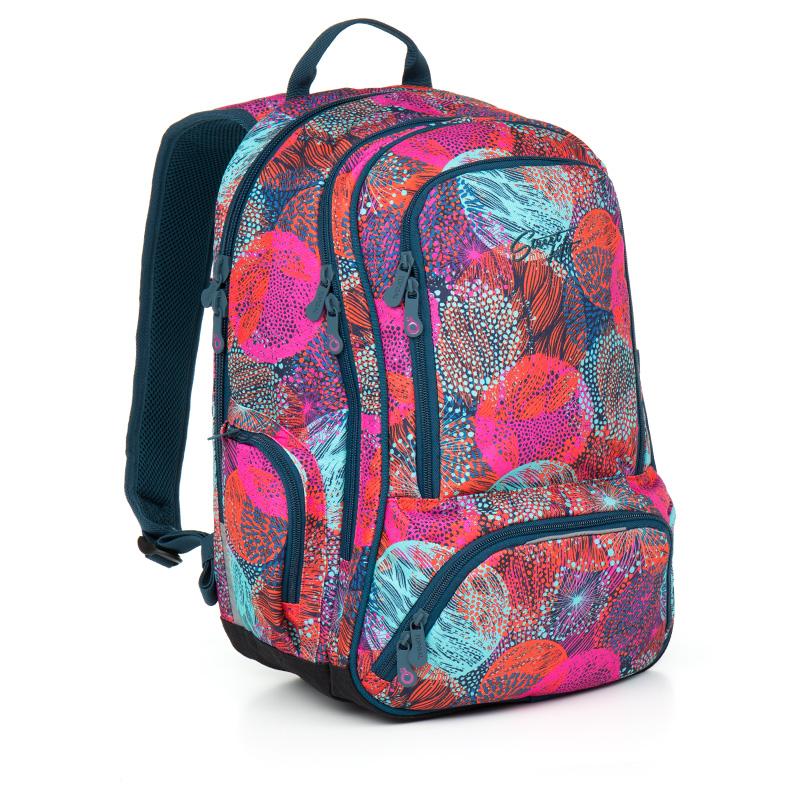 Topgal studentský batoh HIT 859 H Pink