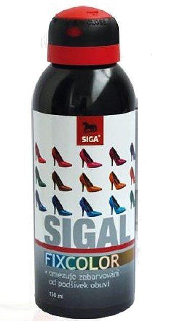 Sigal Fixcolor proti zabarvování