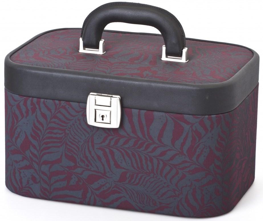 Kosmetický kufřík DUP fialová