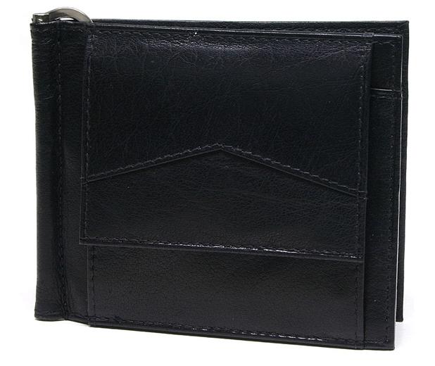 Lagen dolarovka W 2018 black pánská kožená peněženka