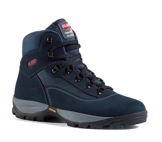 Dámská kotníková treková obuv Olang Cortina.Tex modrá Velikost: 38 (EU)