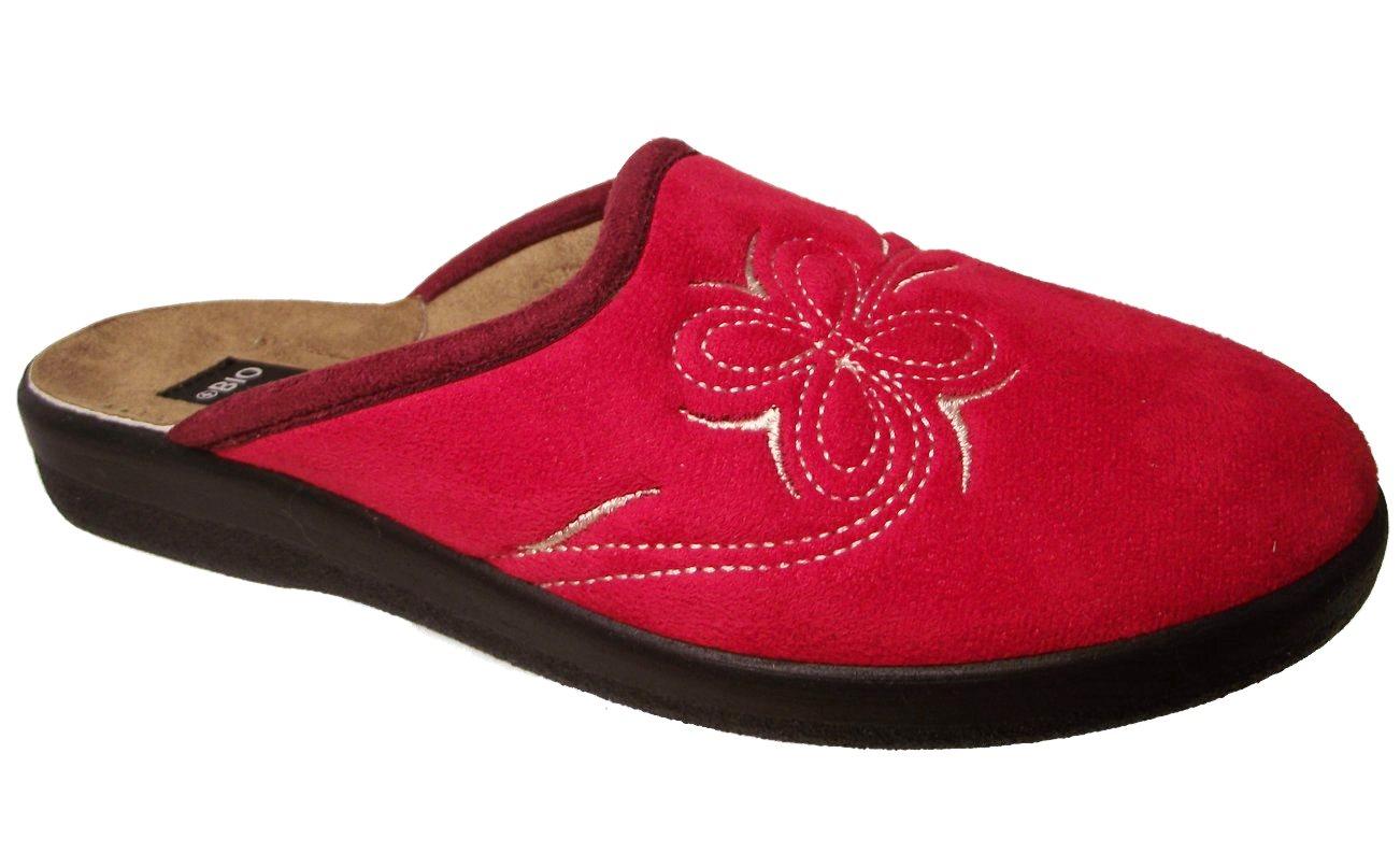 Dámské domácí pantofle Rogallo 3100 červené Velikost: 37 (EU)
