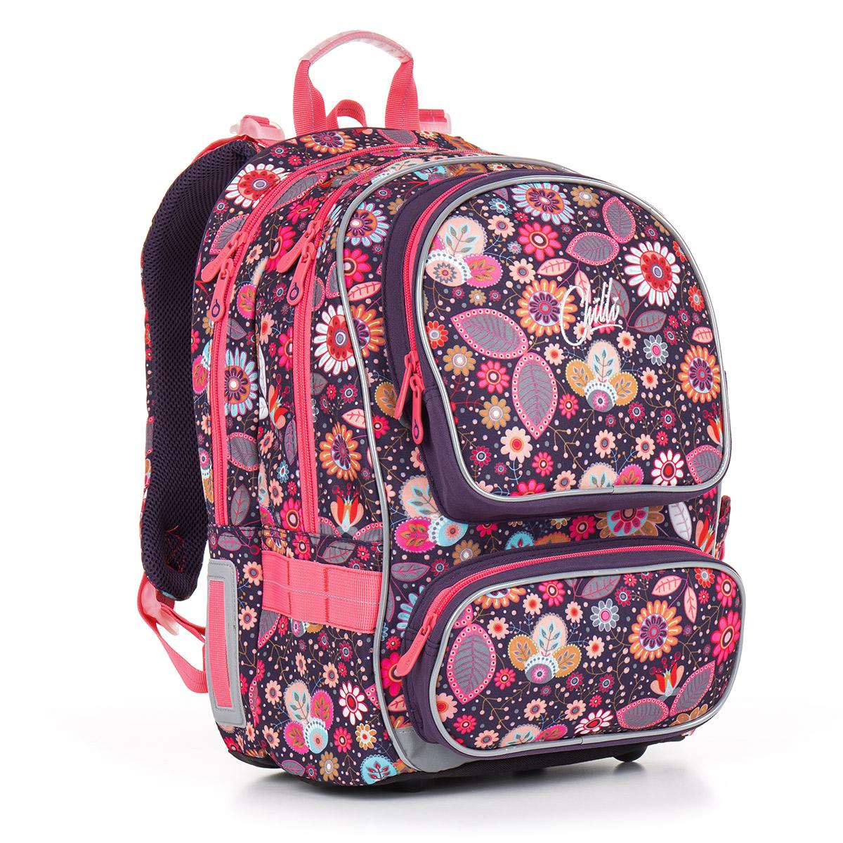 Topgal školní batoh CHI 844 I - Violet