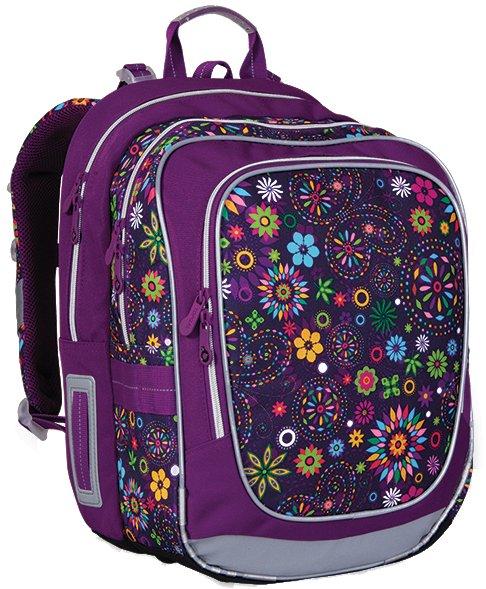 Topgal Školní batoh - CHI 738 I Purple