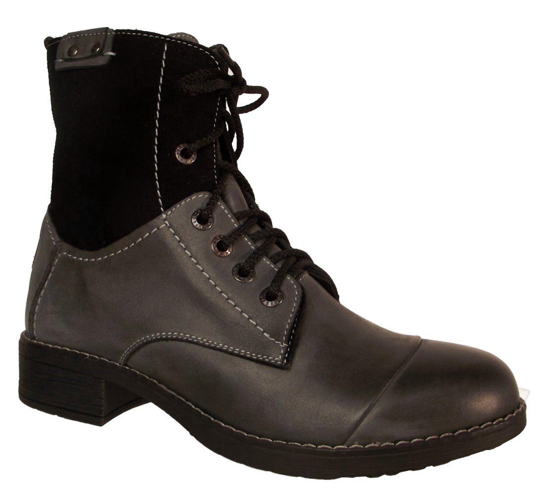 Dámská zimní kotníková obuv Madler 709 šedá Velikost: 38 (EU)