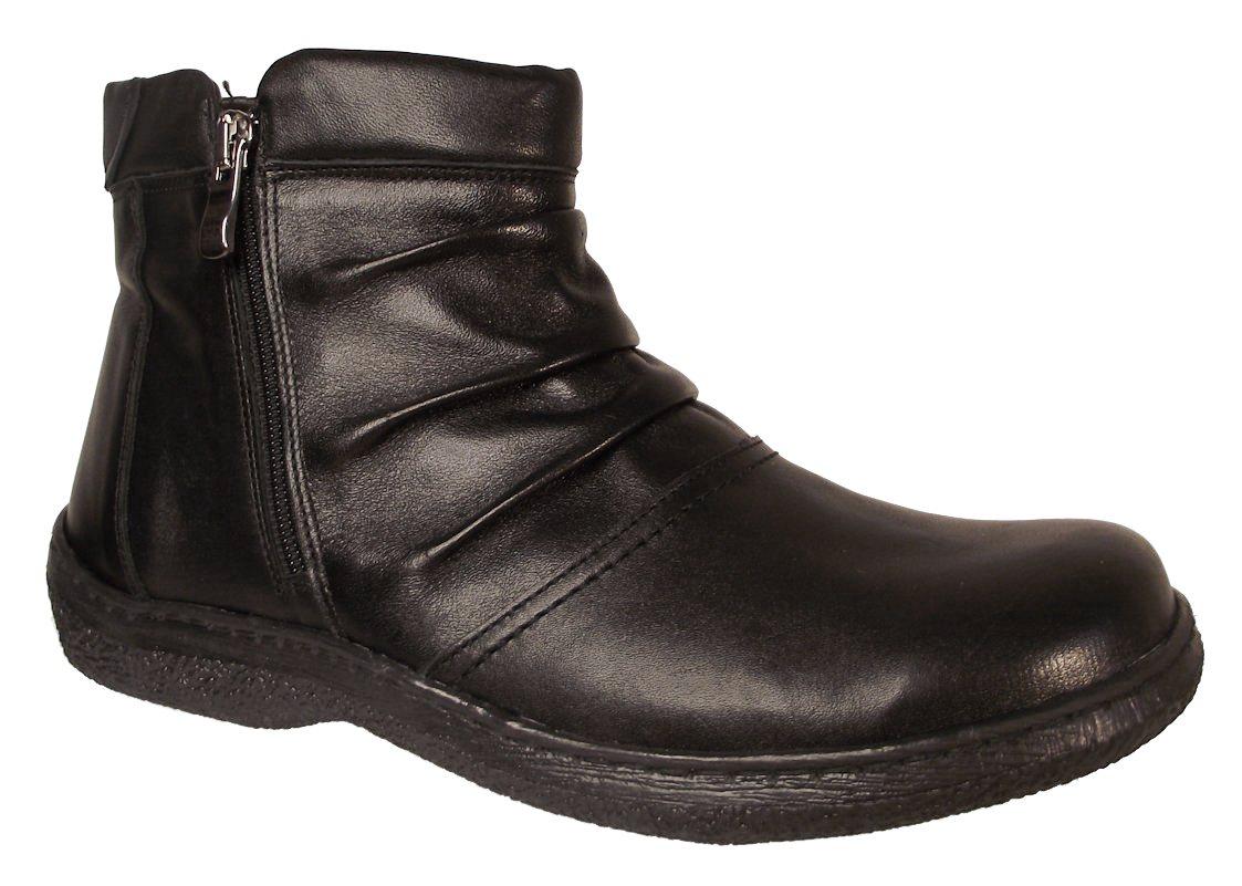 Dámská zimní kotníková obuv Kira 615 černá Velikost: 37 (EU)
