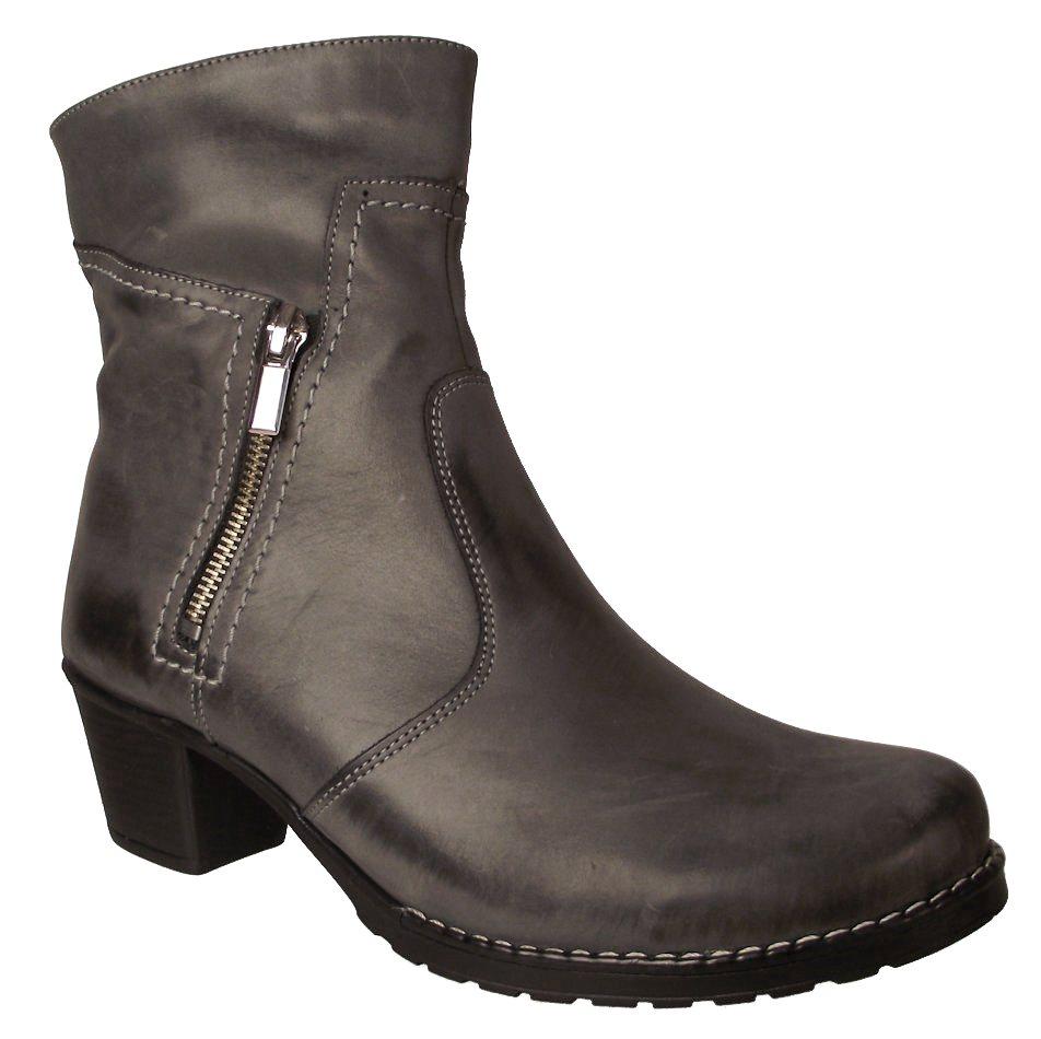 Dámská zimní kotníková obuv Kira 522 šedá Velikost: 38 (EU)