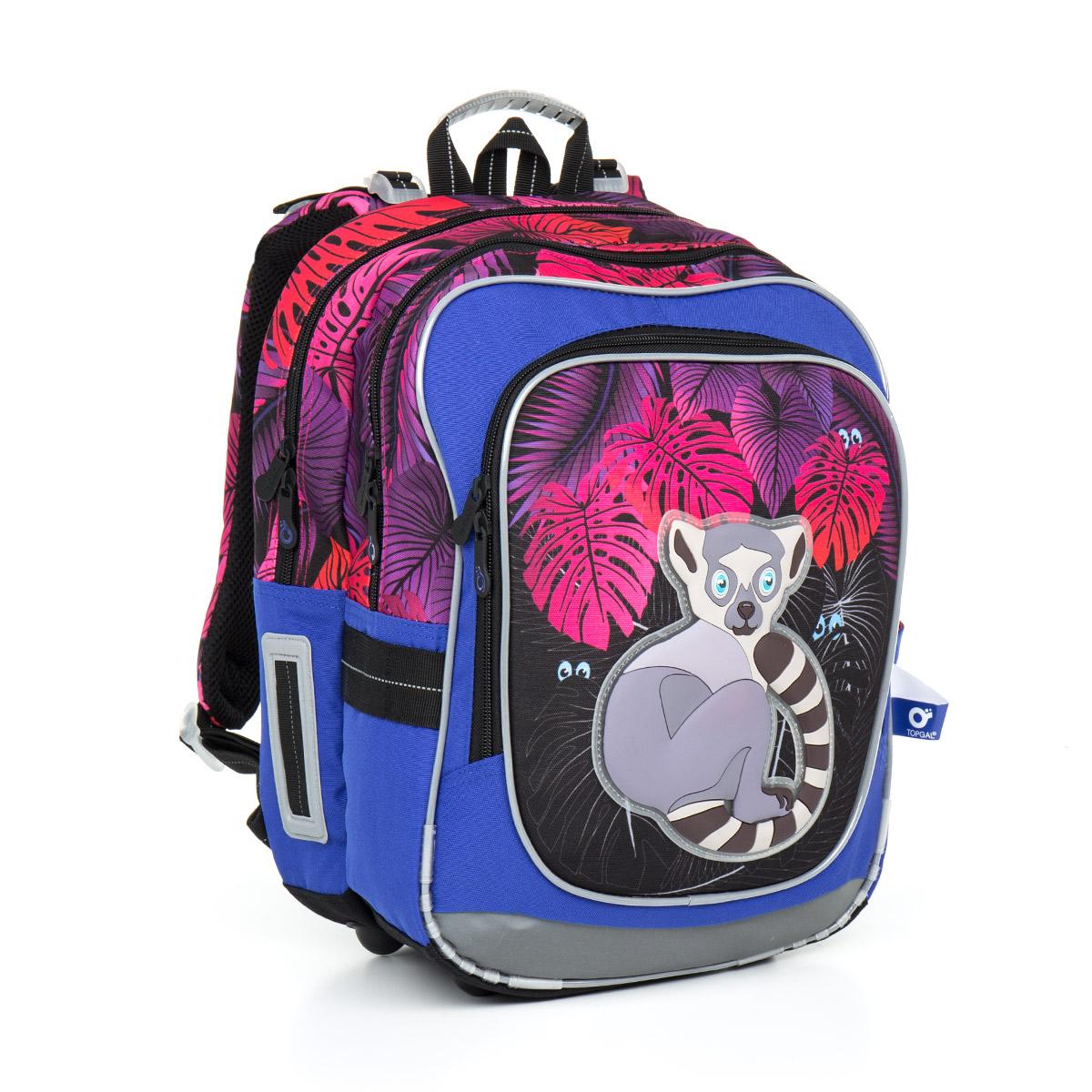 Topgal školní batoh Chilli CHI 792 I Violet