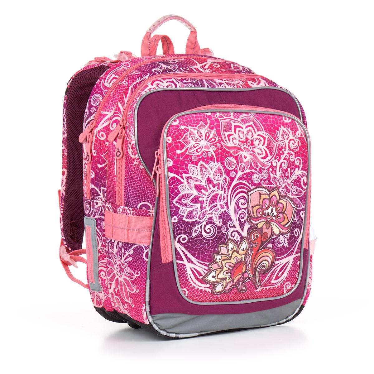 Topgal školní batoh CHI 863 H Pink