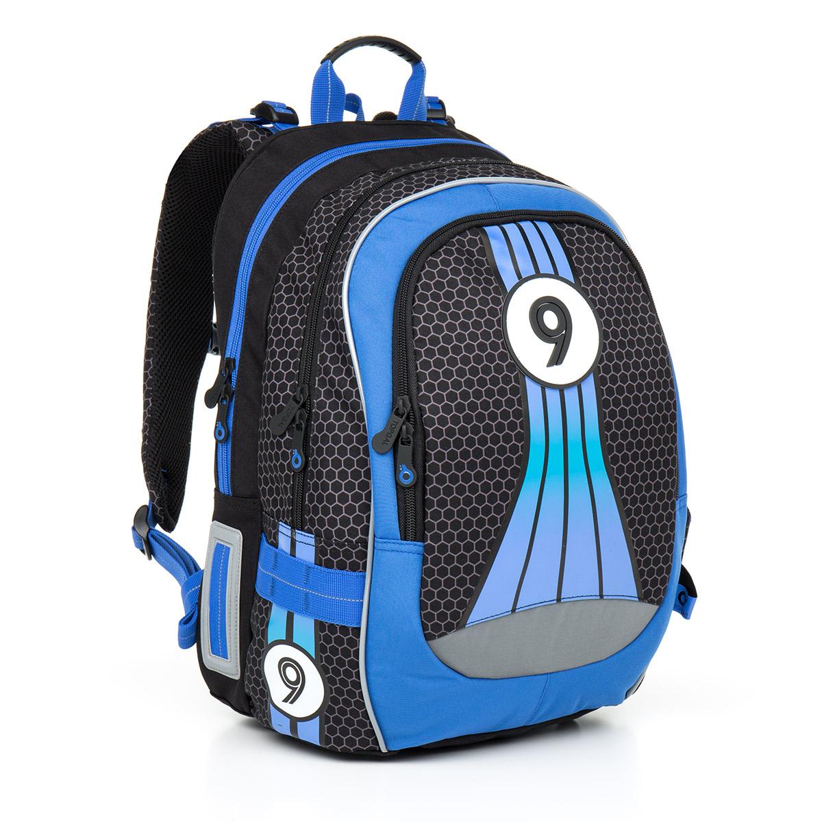 Topgal školní batoh Chilli CHI 798 D Blue