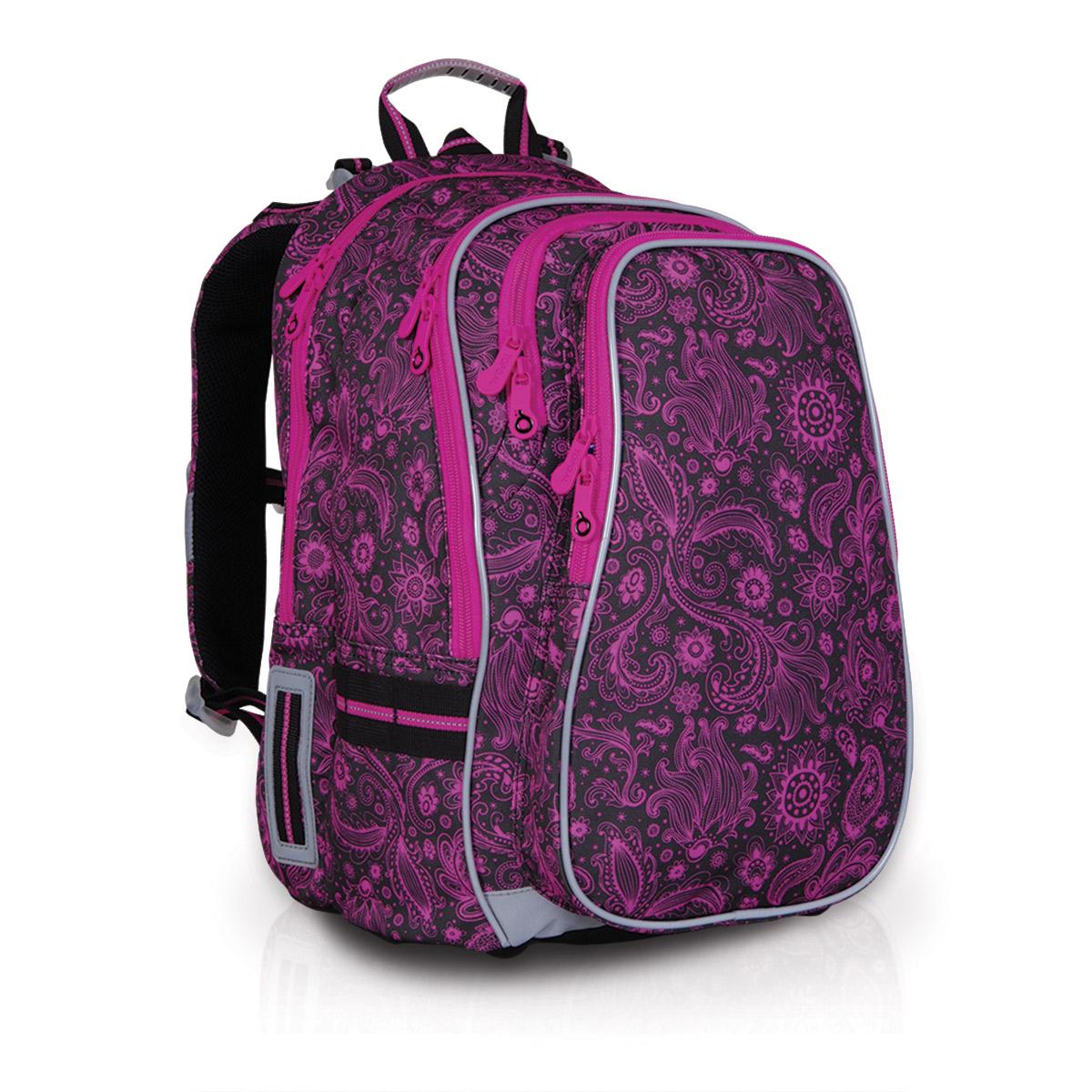 Topgal školní batoh CHI 744 I Violet
