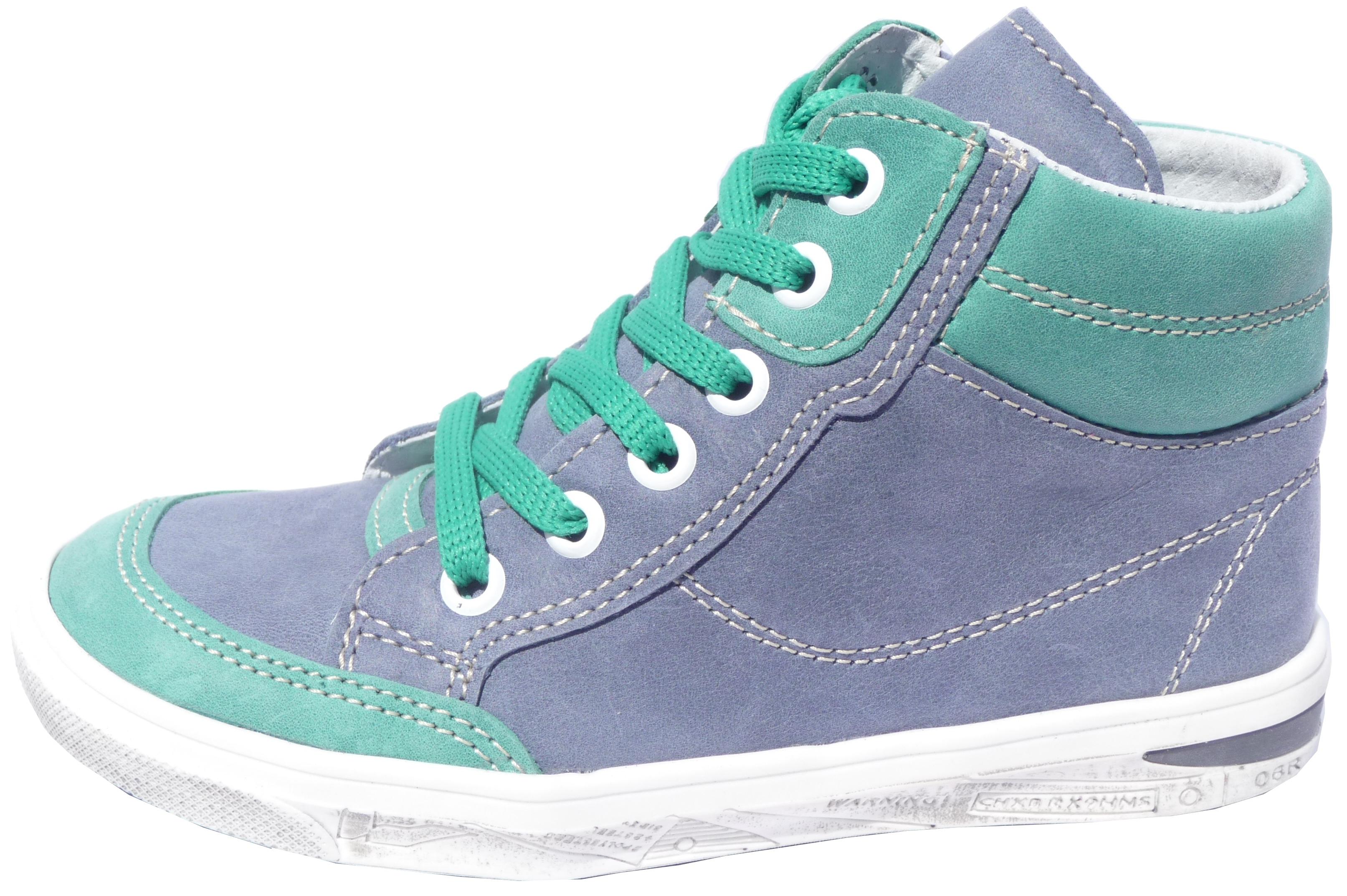 Dětské celoroční boty Jonap 028/M modrá Velikost: 28 (EU)