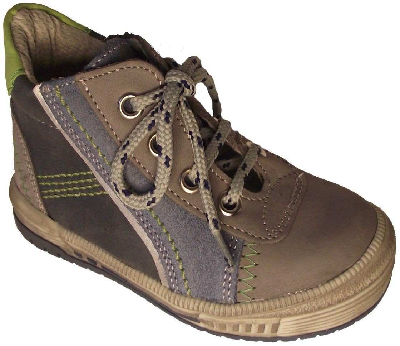 Dětské celoroční boty Essi S 2563 šedá Velikost: 23 (EU)