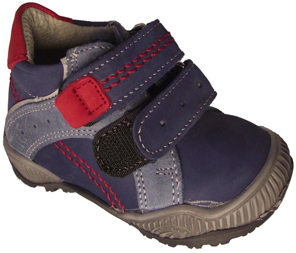 Dětské celoroční boty Essi S 2502 modrá Velikost: 19 (EU)