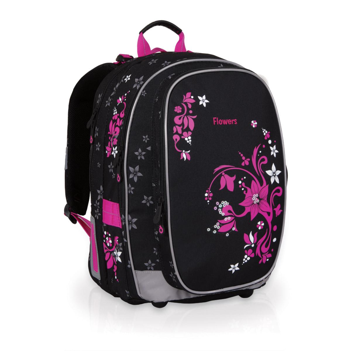 Topgal školní batoh CHI 709 A Black