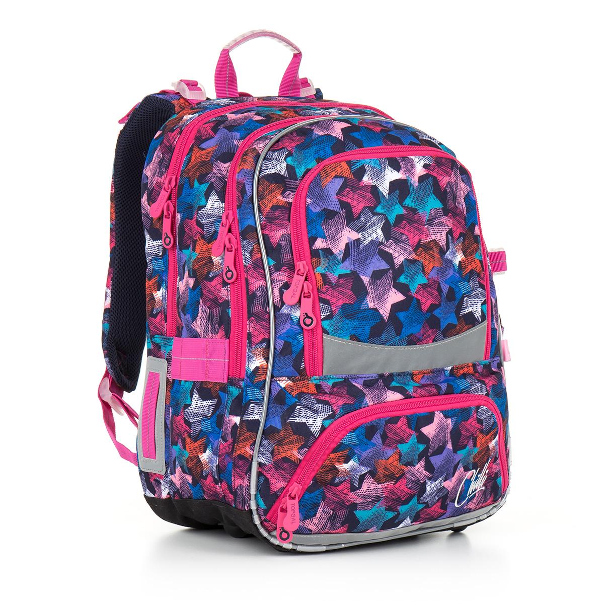 Topgal školní batoh CHI 867 D - Blue
