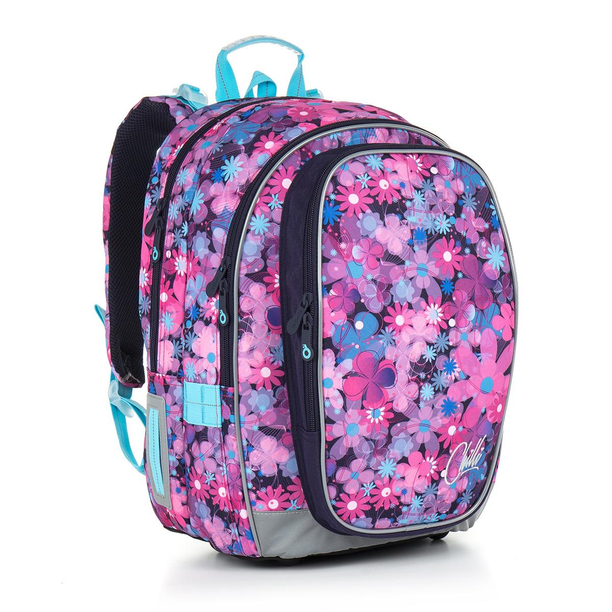 Topgal školní batoh CHI 868 H - Pink
