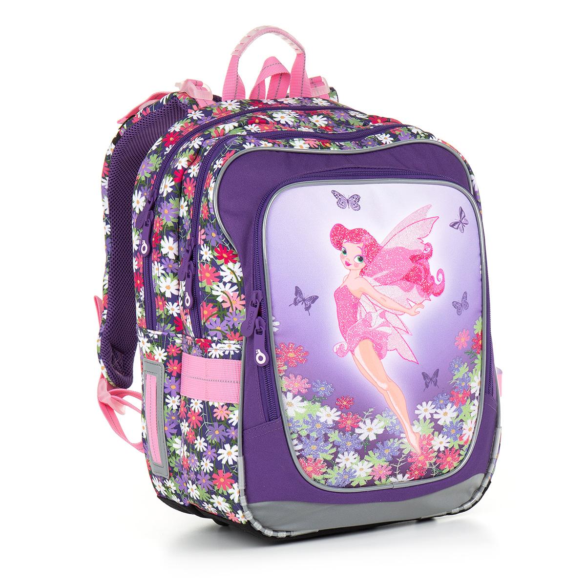 Topgal školni batoh CHI 879 I - Violet