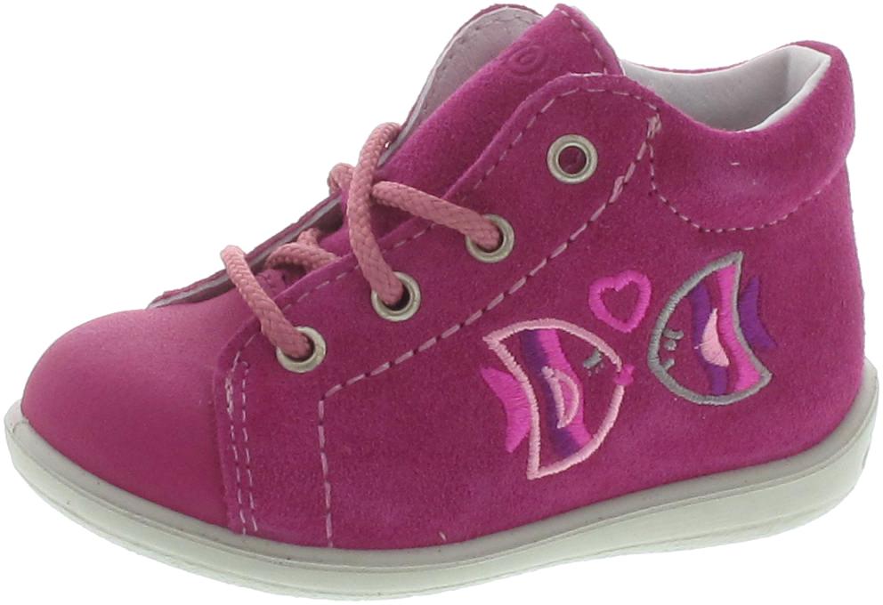 Dětské celoroční boty Ricosta Rybičky růžové Velikost: 19 (EU)