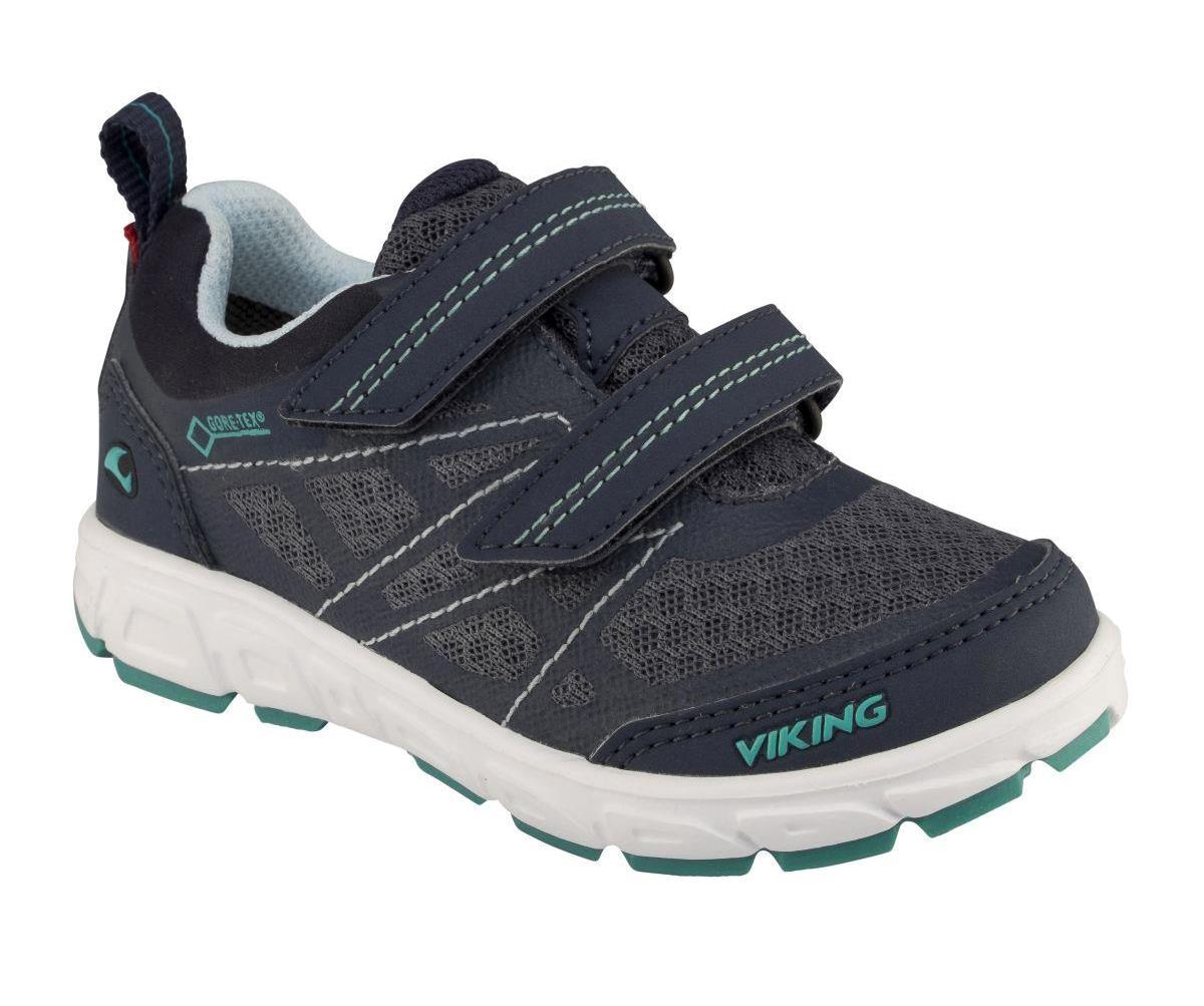 Dětská sportovní obuv Viking 504 modrá Velikost: 26 (EU)