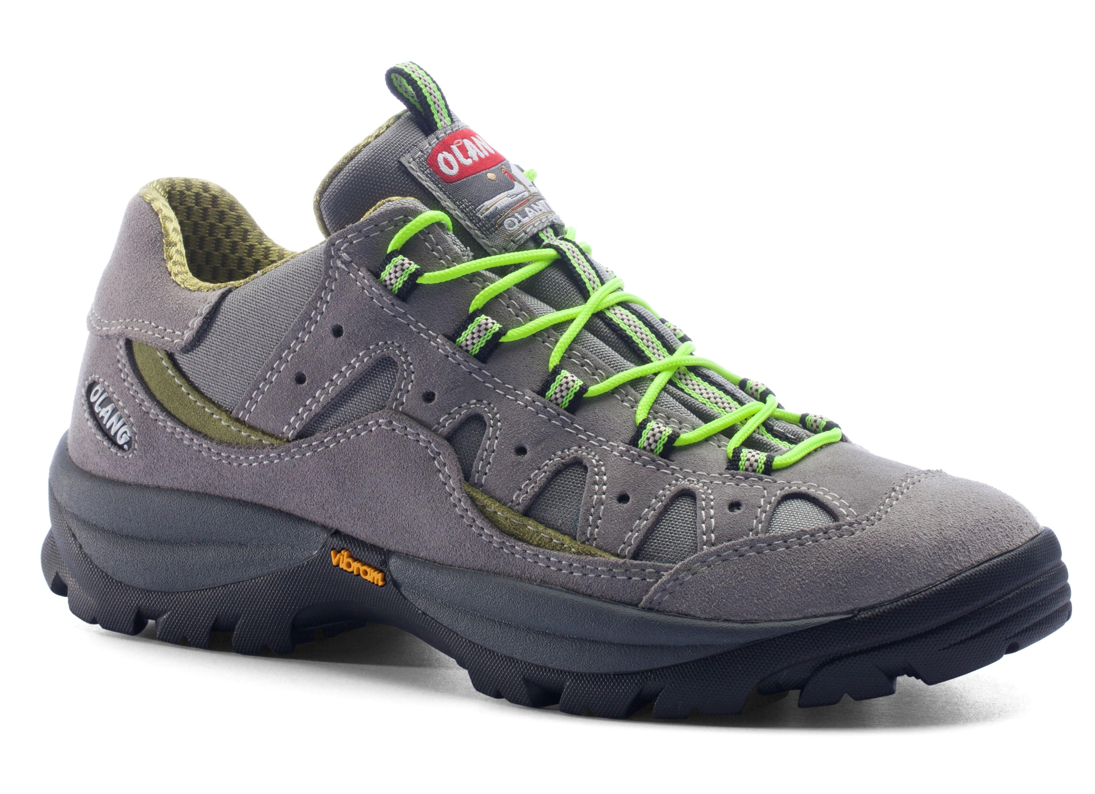 Pánská treková obuv Olang Sole.Tex šedá Velikost: 42 (EU)