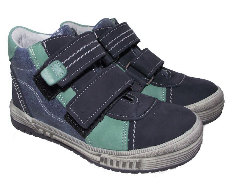 Dětské celoroční boty Essi S 1764 modrá Velikost: 28 (EU)
