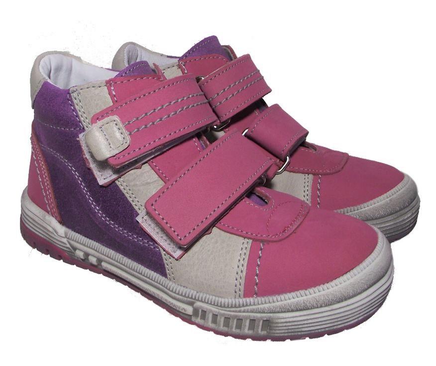 Dětské celoroční boty Essi S 1764 růžová Velikost: 27 (EU)