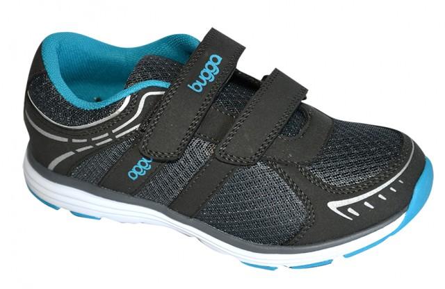 Dětská sportovní obuv Bugga B00121-09 šedá Velikost: 26 (EU)