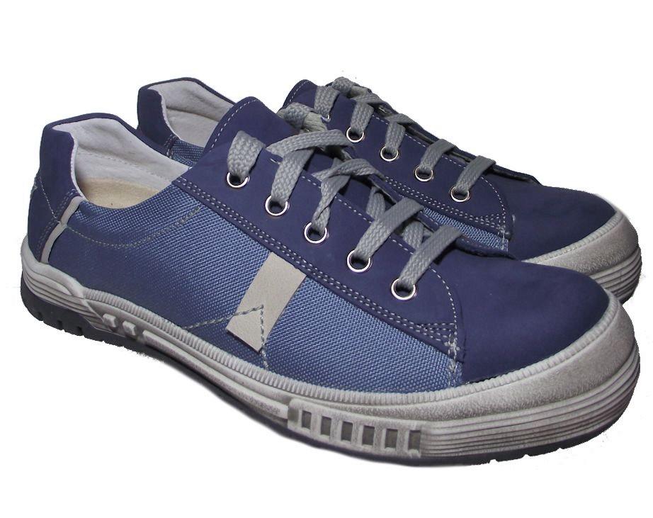 Chlapecké celoroční boty Essi S 1781 modré Velikost: 36 (EU)