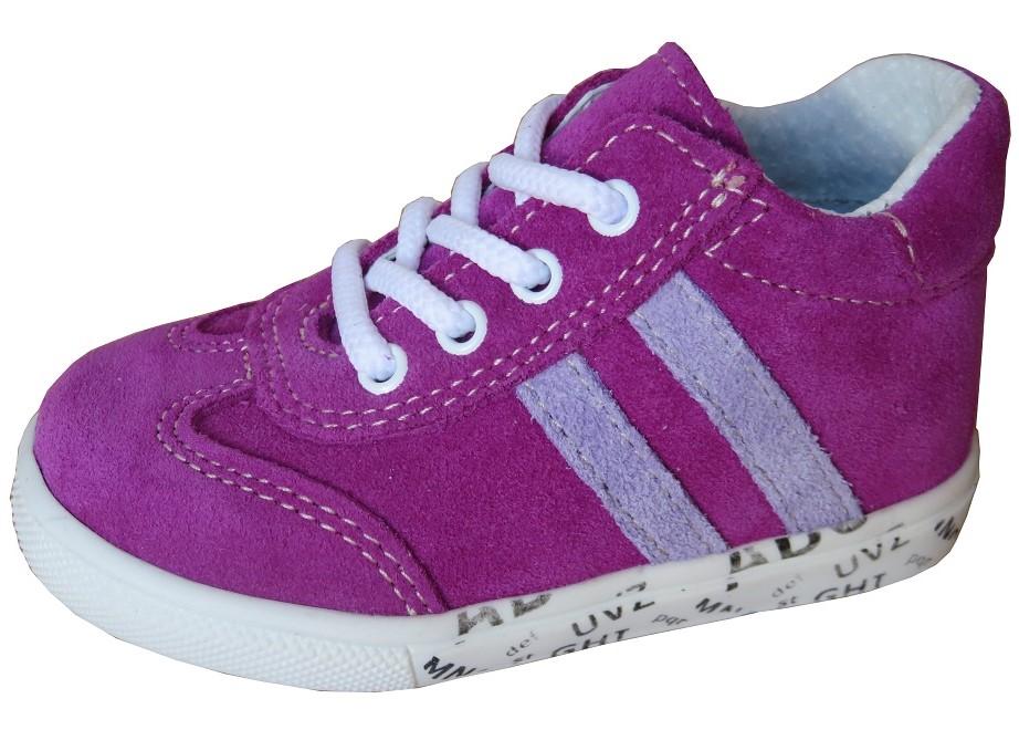 Dětské celoroční boty Jonap 011 fialové Velikost: 23 (EU)