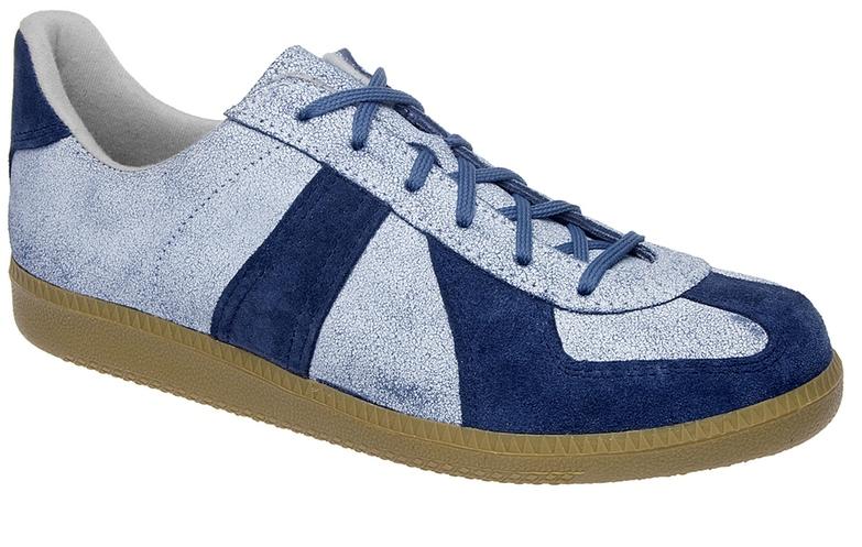Pánská celoroční obuv Tipa Trainer modrá Velikost: 40 (EU)