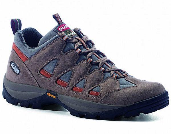Pánská treková obuv Olang Corvara hnědá Velikost: 41 (EU)