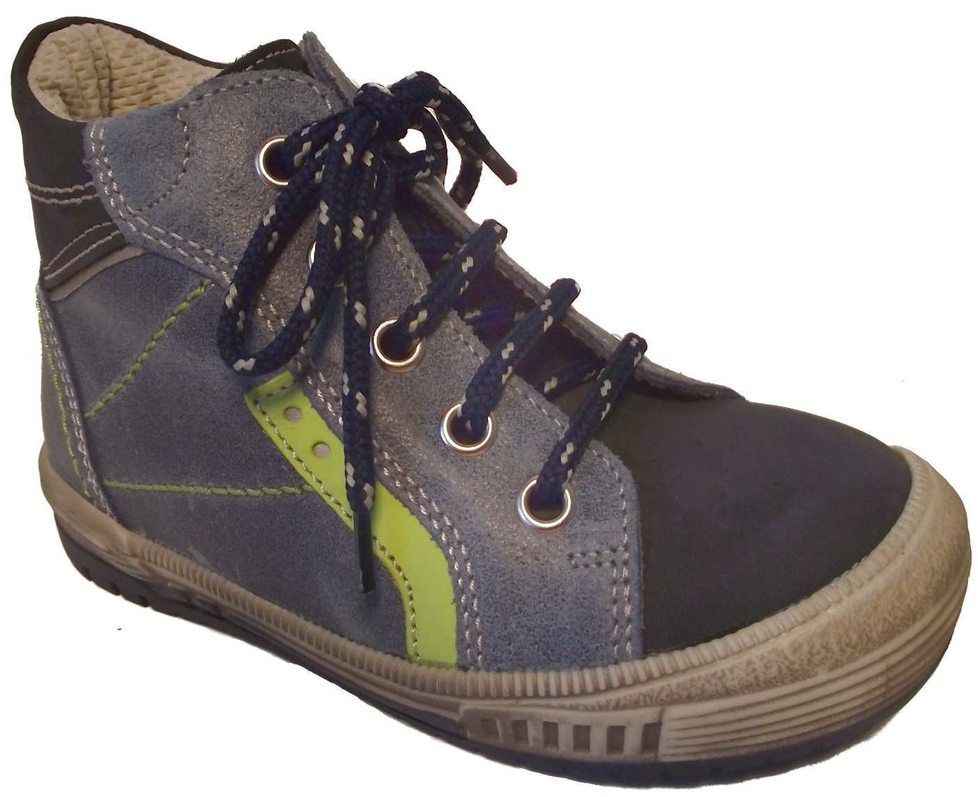 Dětské celoroční boty Essi S 2545 modrá Velikost: 23 (EU)
