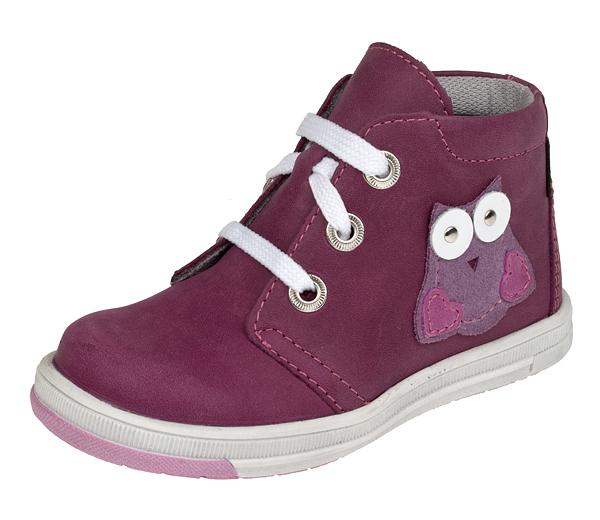 Dětské celoroční kotníkové boty Fare 823192 vínové Velikost: 28 (EU)