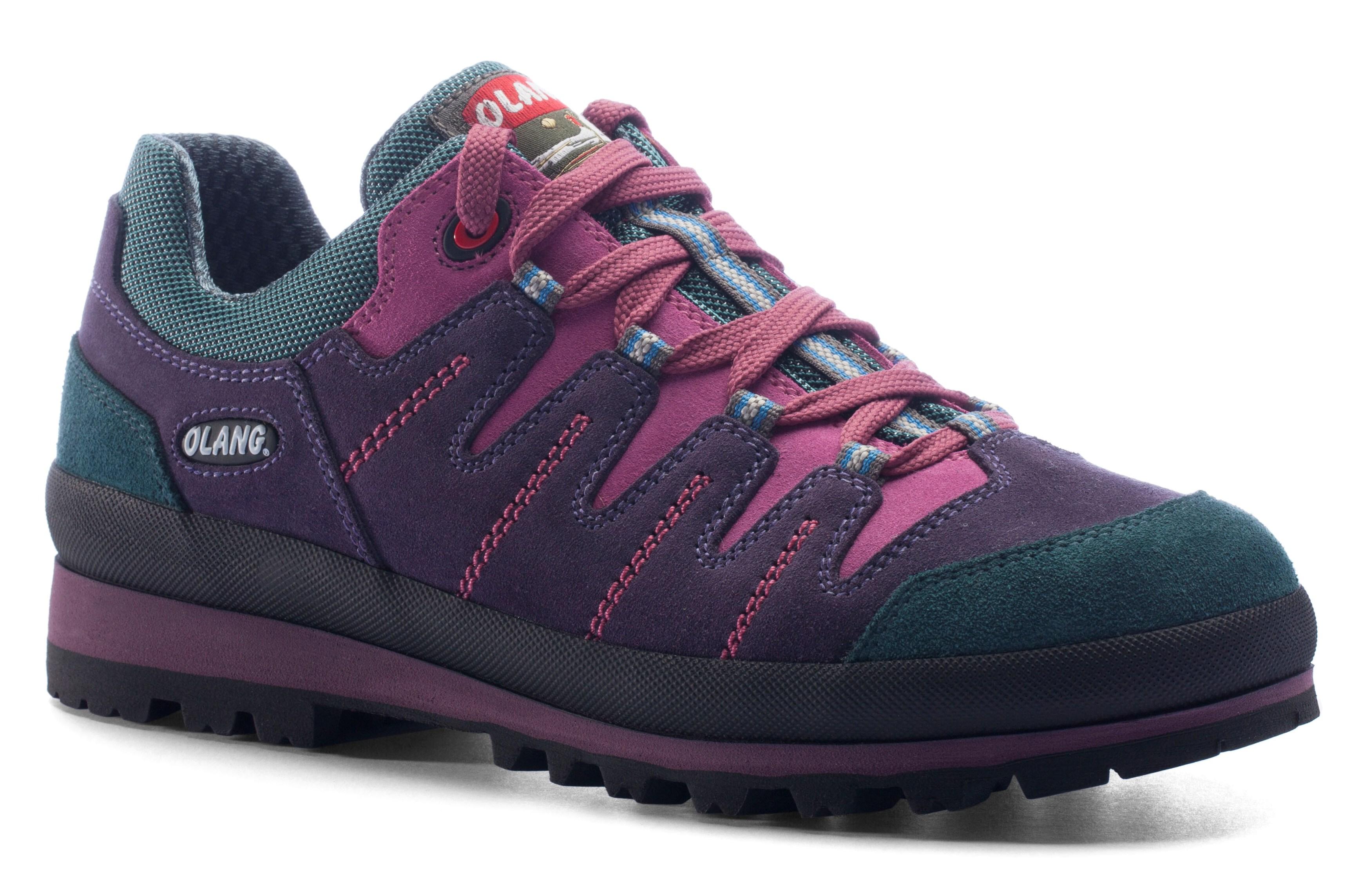 Dámská treková obuv Olang Malaga.Tex fialová Velikost: 37 (EU)