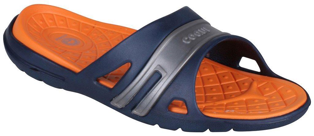 Pánské pantofle Coqui Kovy modrá Velikost: 39 (EU)