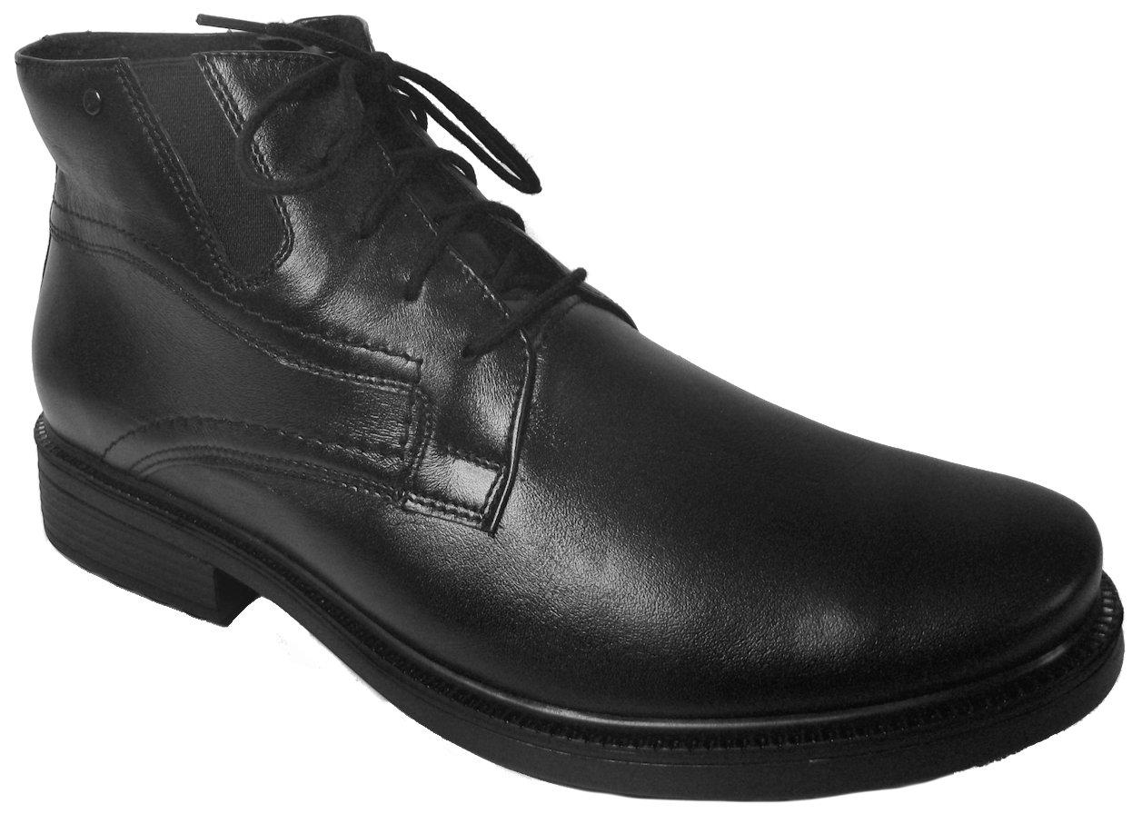 Pánské zimní kožené boty Barton 25813 Velikost: 41 (EU)