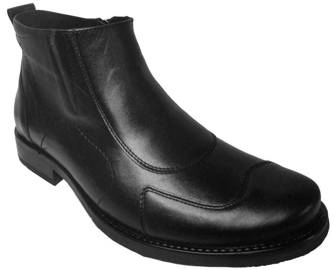 Pánské zimní kožené boty Barton 52209 Velikost: 41 (EU)