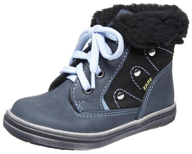 Dětské zimní kotníkové boty Fare 844105 šedá Velikost: 23 (EU)