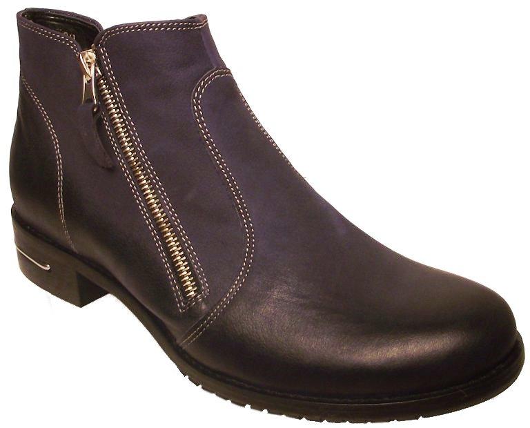 Pokud sháníte botu do mírně chladného počasí, pak je tato dámská celokožená kotníková obuv od firmy Velikost: 38 (EU)