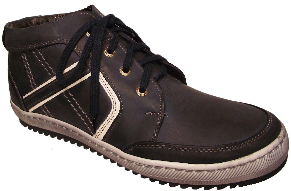 Pánská zimní kotníková obuv Hujo F 0293 Velikost: 41 (EU)