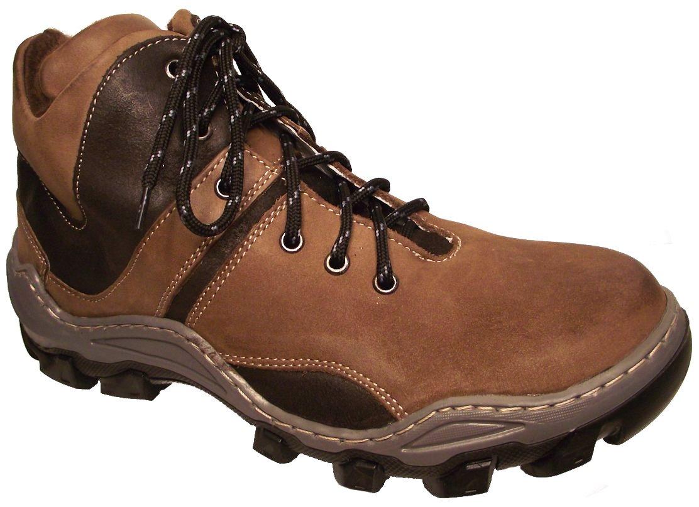 Dámské zimní kotníkové boty Hujo 058 hnědá Velikost: 37 (EU)