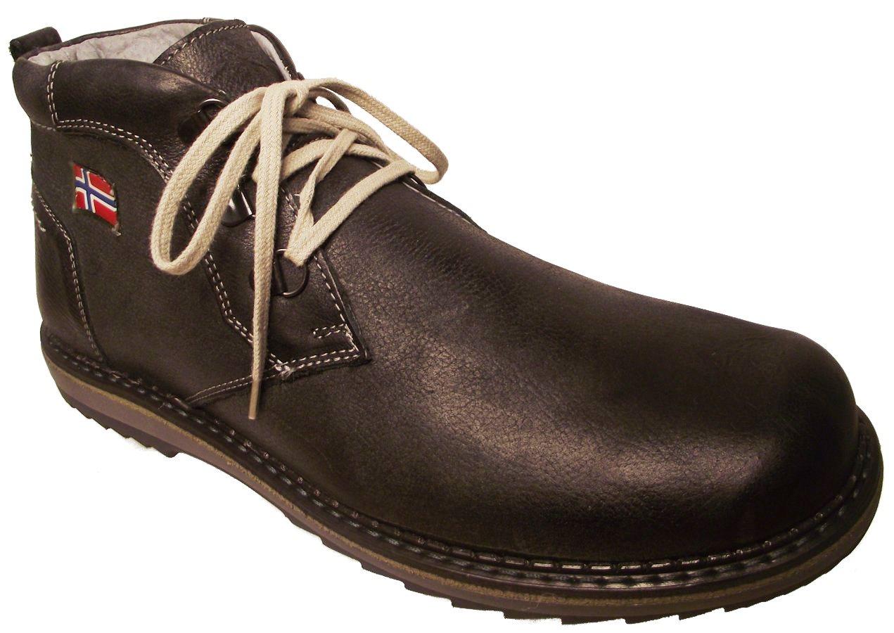 Pánská zimní obuv NES 4050 šedá Velikost: 43 (EU)