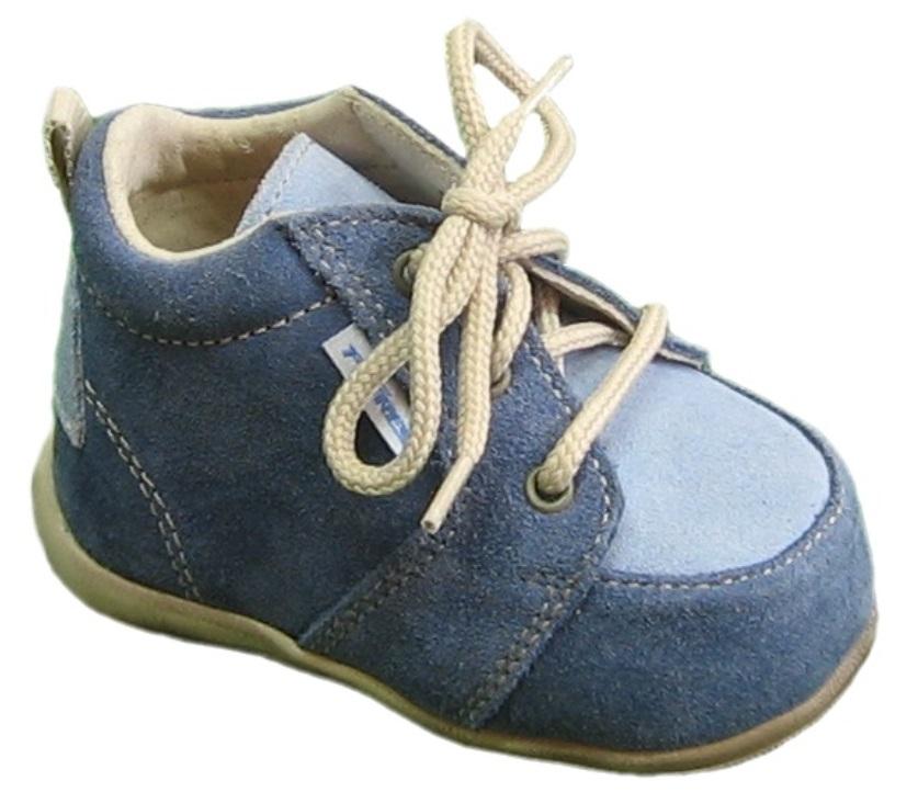 Dětské capáčky Pegres 1092 modrá Velikost: 20 (EU)