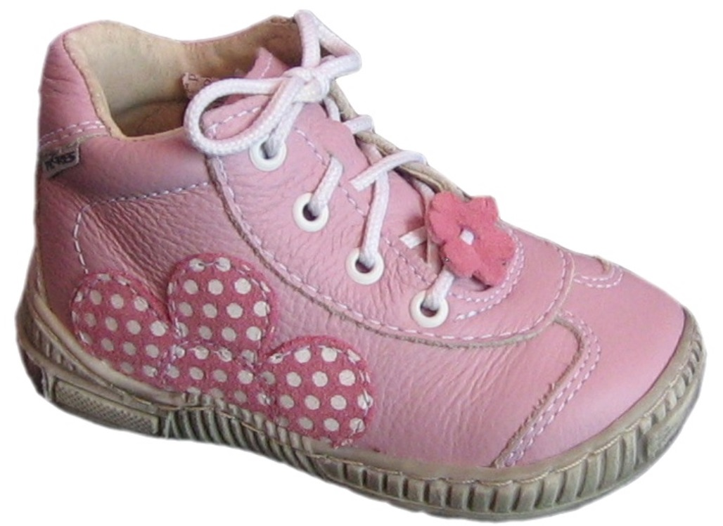 Dětské celoroční boty Pegres 1400 růžová Velikost: 25 (EU)