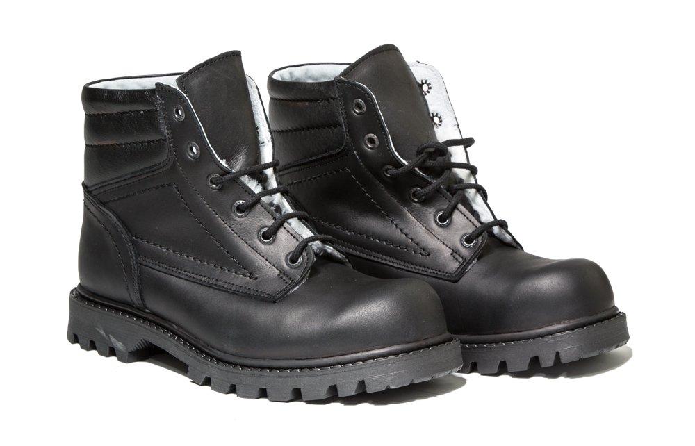 Pánská zimní kotníková obuv Redno 1703 černá Velikost: 41 (EU)