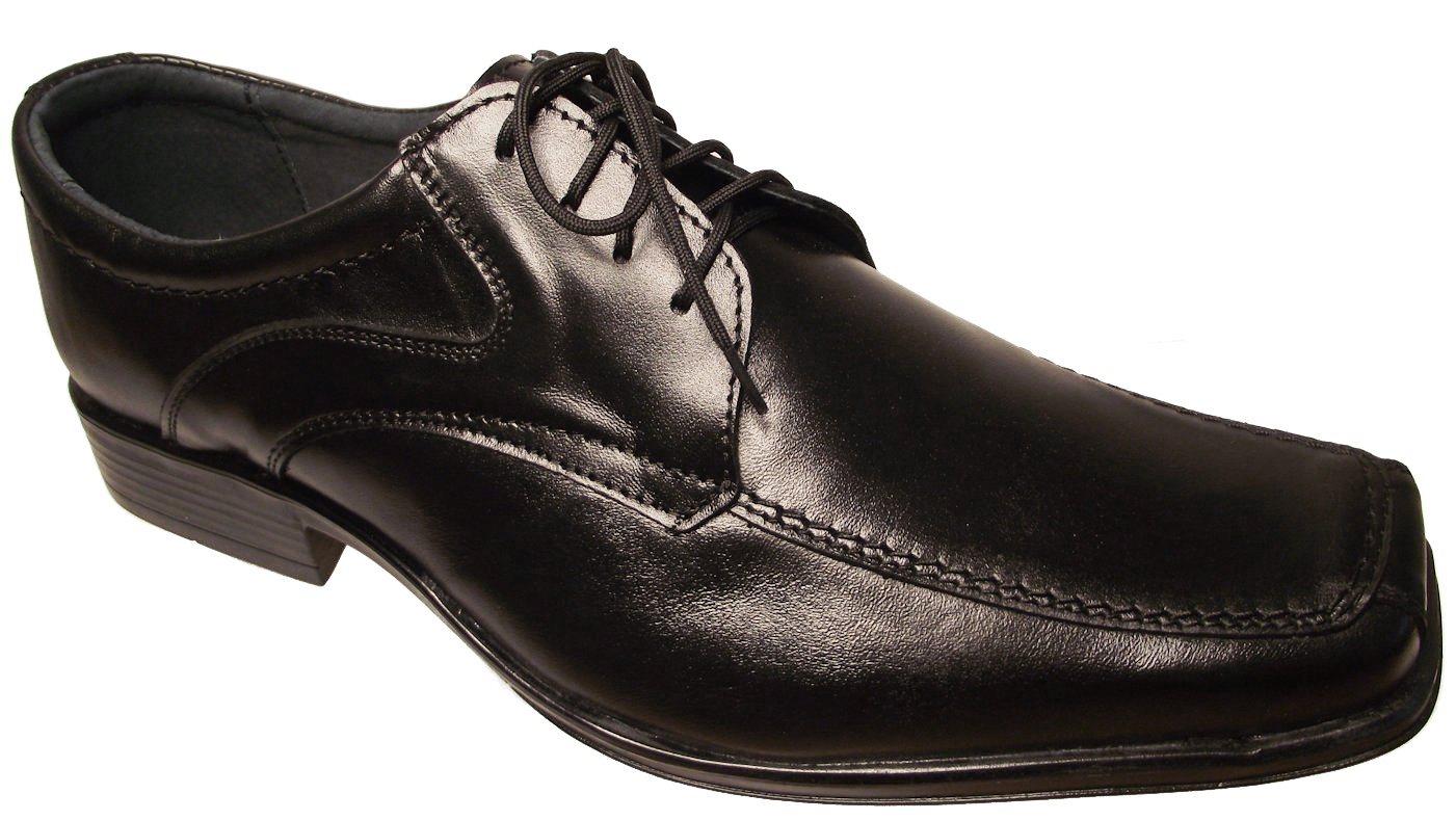 Pánská společenská obuv Hujo F 0106 černá Velikost: 41 (EU)
